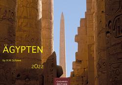 Ägypten 2022 L 35x50cm von Schawe,  Heinz-werner