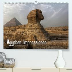 Ägypten – Impressionen (Premium, hochwertiger DIN A2 Wandkalender 2021, Kunstdruck in Hochglanz) von Weiss,  Michael