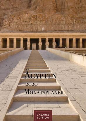 Ägypten Monatsplaner 2020 30x42cm von Schawe,  Heinz-werner