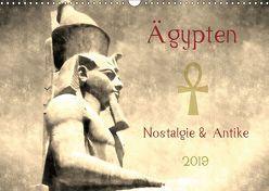 Ägypten Nostalgie & Antike 2019 (Wandkalender 2019 DIN A3 quer) von Hebgen,  Peter