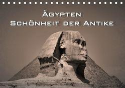 Ägypten – Schönheit der Antike (Tischkalender 2018 DIN A5 quer) von Wulf,  Guido