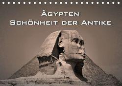 Ägypten – Schönheit der Antike (Tischkalender 2019 DIN A5 quer) von Wulf,  Guido