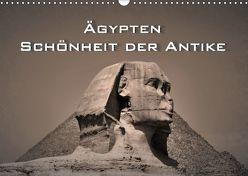 Ägypten – Schönheit der Antike (Wandkalender 2018 DIN A3 quer) von Wulf,  Guido