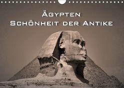 Ägypten – Schönheit der Antike (Wandkalender 2018 DIN A4 quer) von Wulf,  Guido