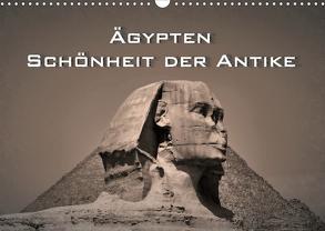 Ägypten – Schönheit der Antike (Wandkalender 2020 DIN A3 quer) von Wulf,  Guido