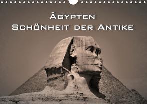 Ägypten – Schönheit der Antike (Wandkalender 2020 DIN A4 quer) von Wulf,  Guido