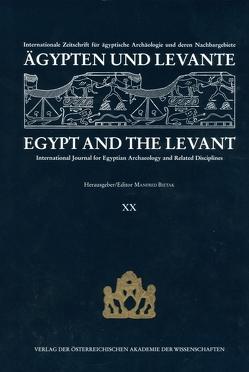 Ägypten und Levante /Egypt and the Levant. Internationale Zeitschrift… / Ägypten und Levante/Egypt and the Levant. XX /2010 von Bietak,  Manfred