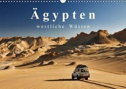 Ägypten – westliche Wüsten (Wandkalender 2018 DIN A3 quer) von Ritterbach,  Jürgen