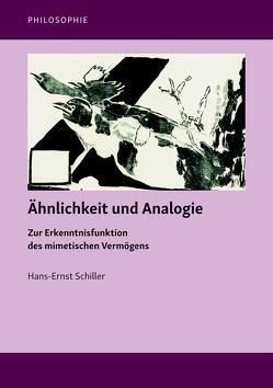 Ähnlichkeit und Analogie von Schiller,  Hans-Ernst