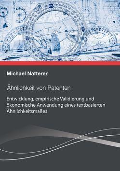 Ähnlichkeit von Patenten von Natterer,  Michael
