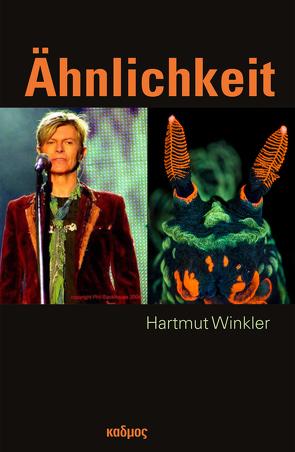 Ähnlichkeit von Winkler,  Hartmut