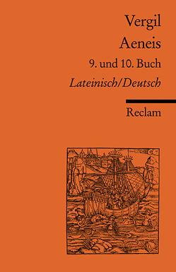 Aeneis. 9. und 10. Buch von Binder Edith, Binder,  Gerhard, Vergil