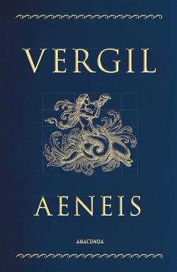 Aeneis (Cabra-Lederausgabe) von Vergil, Voß,  Johann Heinrich