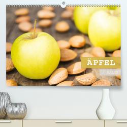 Äpfel (Premium, hochwertiger DIN A2 Wandkalender 2021, Kunstdruck in Hochglanz) von Kerpa,  Ralph