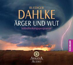 Ärger und Wut von Dahlke,  Ruediger