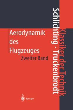 Aerodynamik des Flugzeuges von Schlichting,  Hermann, Truckenbrodt,  Erich A.