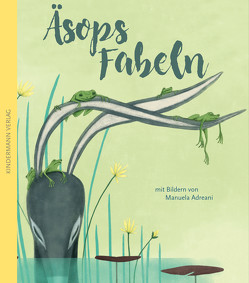 Äsops Fabeln von Adreani,  Manuela, Aesop