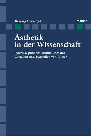 Ästhetik in der Wissenschaft von Krohn,  Wolfgang