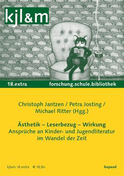 Ästhetik – Leserbezug – Wirkung von Jantzen,  Christoph, Josting,  Petra, Ritter,  Michael