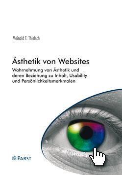 Ästhetik von Websites von Thielsch,  Meinald T.