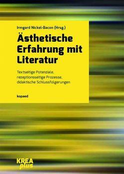 Ästhetische Erfahrung mit Literatur von Nickel-Bacon,  Irmgard