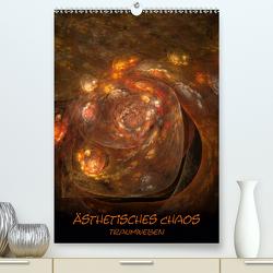 Ästhetisches Chaos – Traumweben (Premium, hochwertiger DIN A2 Wandkalender 2020, Kunstdruck in Hochglanz) von Sonntag,  Sven-Erik