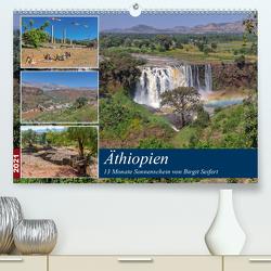 Äthiopien – 13 Monate Sonnenschein (Premium, hochwertiger DIN A2 Wandkalender 2021, Kunstdruck in Hochglanz) von Seifert,  Birgit