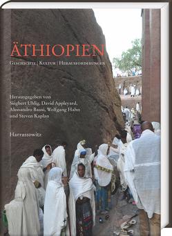 Äthiopien von Appleyard,  David L., Bausi,  Alessandro, Hahn,  Wolfgang, Kaplan,  Steven, Uhlig,  Siegbert