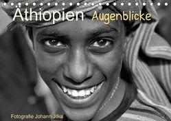 Äthiopien Augenblicke (Tischkalender 2018 DIN A5 quer) von Jilka,  Johann