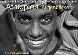Äthiopien Augenblicke (Tischkalender 2019 DIN A5 quer) von Jilka,  Johann