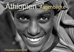 Äthiopien Augenblicke (Wandkalender 2018 DIN A2 quer) von Jilka,  Johann