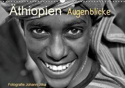 Äthiopien Augenblicke (Wandkalender 2019 DIN A3 quer) von Jilka,  Johann