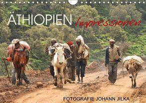Äthiopien Impressionen (Wandkalender 2018 DIN A4 quer) von Jilka,  Johann