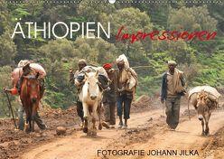 Äthiopien Impressionen (Wandkalender 2019 DIN A2 quer) von Jilka,  Johann