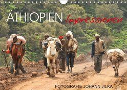 Äthiopien Impressionen (Wandkalender 2019 DIN A4 quer) von Jilka,  Johann