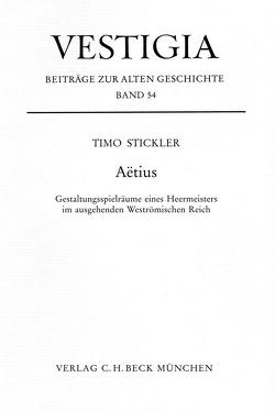Aetius von Stickler,  Timo