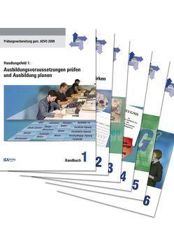AEVO Handbücher 1-6 von Bähr,  Wilhelm