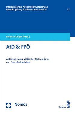 AfD & FPÖ von Grigat,  Stephan