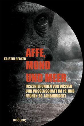 Affe, Mond und Meer von Becker,  Kristin