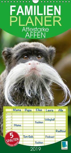 Affenstarke Affen (Wandkalender 2019 PRO_49_format hoch) von CALVENDO