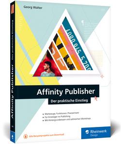 Affinity Publisher von Walter,  Georg