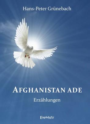 Afghanistan ade von Grünebach,  Hans–Peter