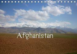 Afghanistan (Tischkalender 2019 DIN A5 quer) von Dornbrecht,  Gelwin