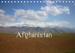 Afghanistan (Tischkalender 2021 DIN A5 quer) von Dornbrecht,  Gelwin