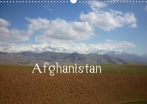 Afghanistan (Wandkalender 2021 DIN A3 quer) von Dornbrecht,  Gelwin