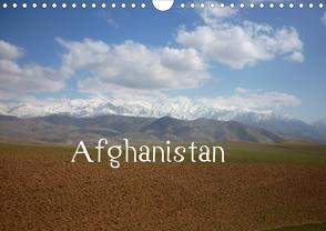 Afghanistan (Wandkalender 2021 DIN A4 quer) von Dornbrecht,  Gelwin