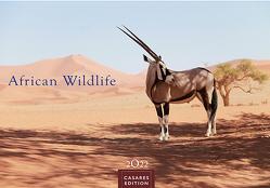 African Wildlife 2022 L 35x50cm