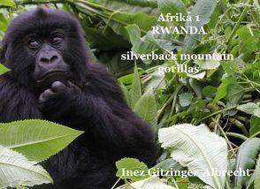Afrika 1 Ruanda von Gitzinger-Albrecht,  Inez