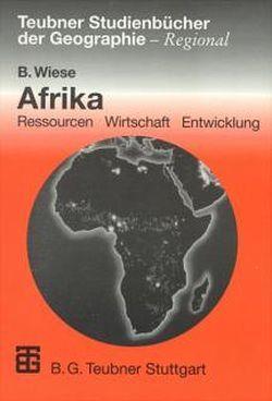 Afrika von Wiese,  Bernd