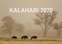 Afrika – Die Kalahari Exklusivkalender 2020 (Limited Edition) von Dressler,  Thomas